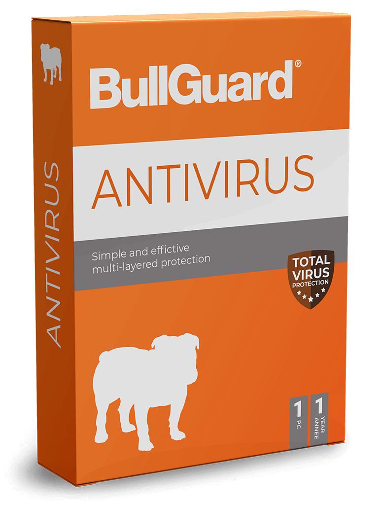 bullguard Product Box