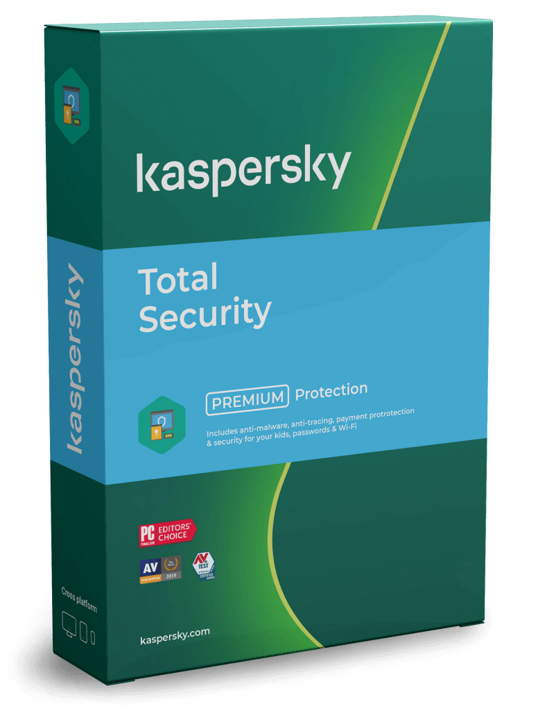 kaspersky Product Box