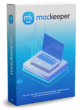 Top 10 Anti Virus Soft - MacKeeper Antivirus Product Box PNG