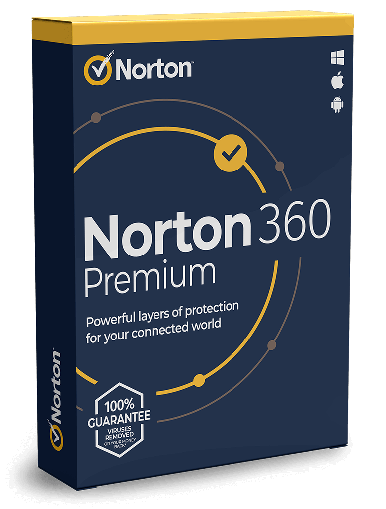 norton Product Box