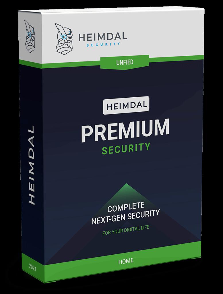 heimdal Product Box
