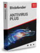 Top 10 Anti Virus Soft - Bitdefender Antivirus Product Box PNG